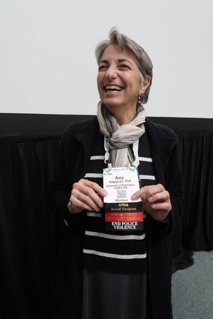 APHA award photo