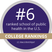 #6 Ranking in Public Health