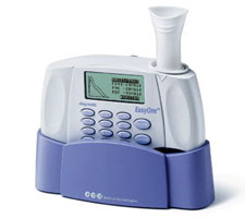 spirometry machine