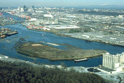 Lower Duwamish Waterway