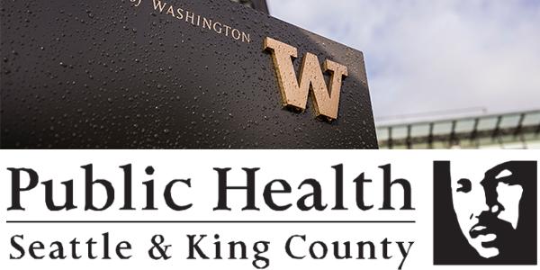 UW, King County logos