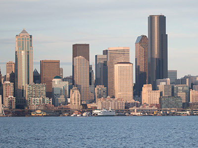 Seattle skyline photo