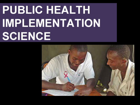 PUBLIC HEALTH IMPLEMENTATION