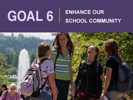 Goal 6: Enhance our Community