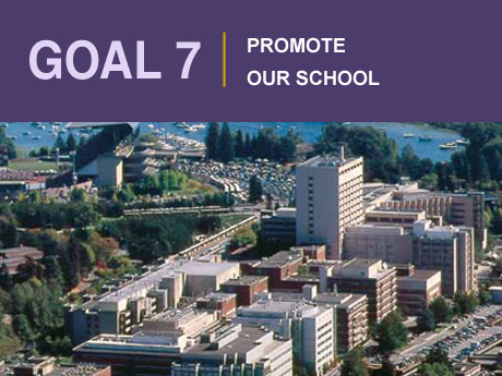 Goal 7: Advance the School's Interests