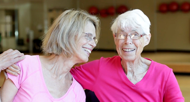 Staying Fit Into Old Age