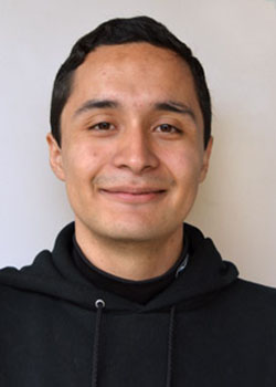 Cesar Torres Grad Student Profile