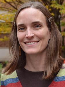 Nicole Van Abel Grad Student Profile