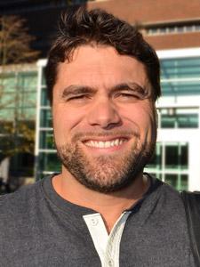 Kyle Davidson Grad Student Profile
