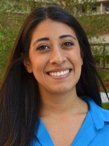 Jonae Perez Grad Student Profile