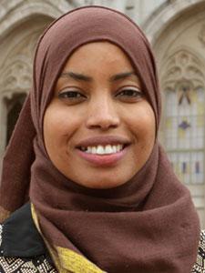 Nasteha Muse Undergrad Student Profile