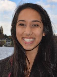 Wafa Tafesh Undergrad Profile