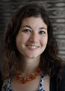 Marielle Goyette Grad Student Profile