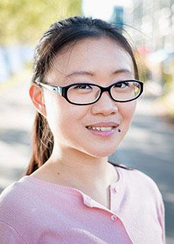 Katherine Tan Grad Student Profile