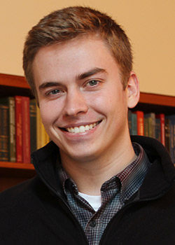 Maxwell Schrempp Undergrad Student Profile