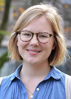 Shelly Johnston Grad Student Profile