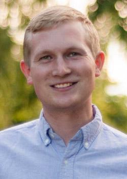Peder Digre Grad Student Profile