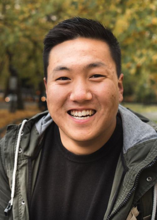 Francis Haegil Kim Undergrad Student Profile
