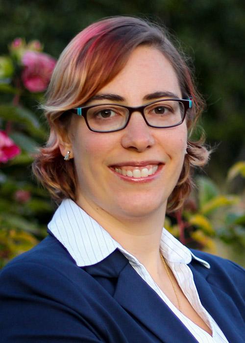 Elizabeth Oestreich Grad Student Profile