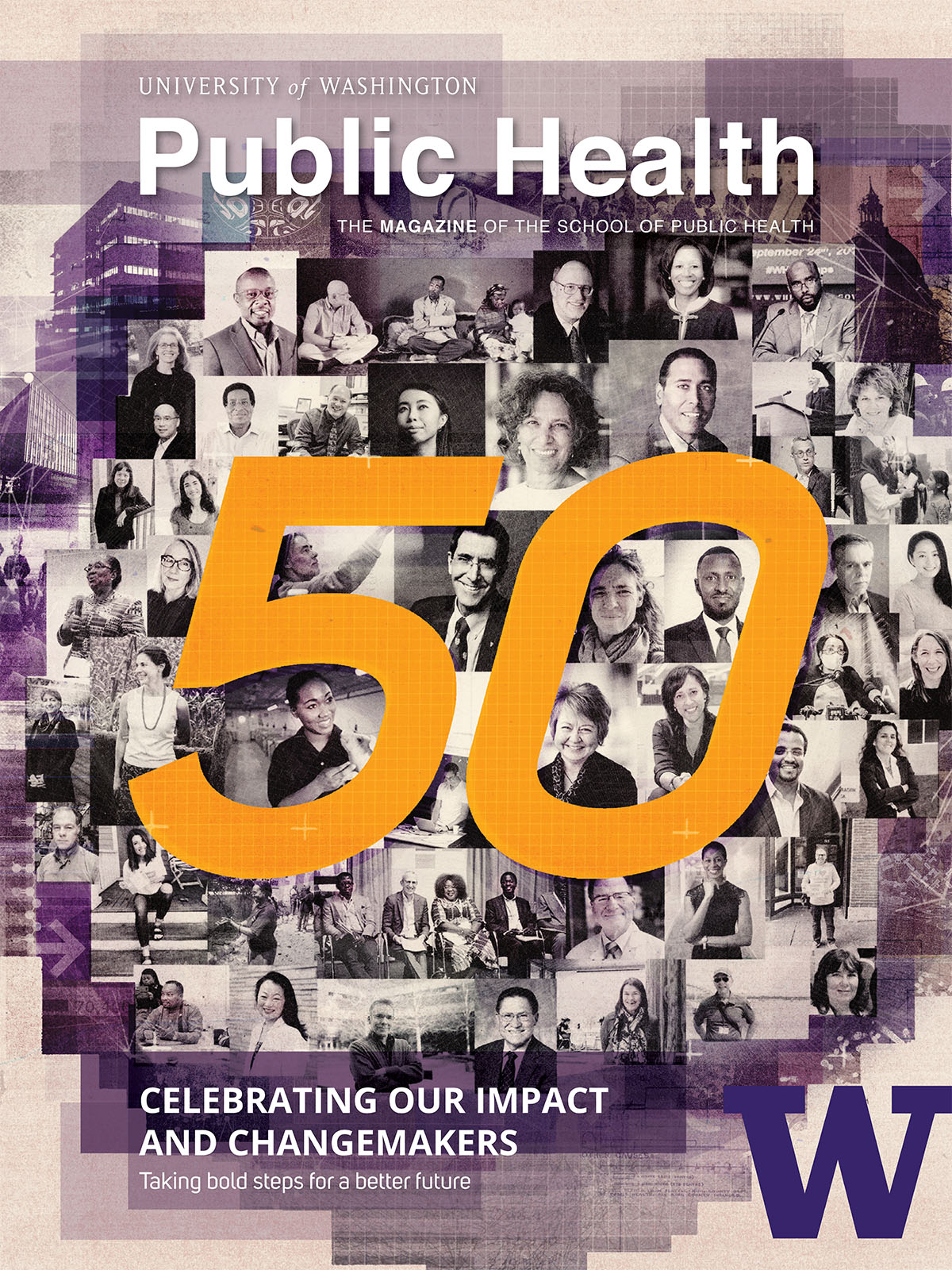 Public Health Magazine cover