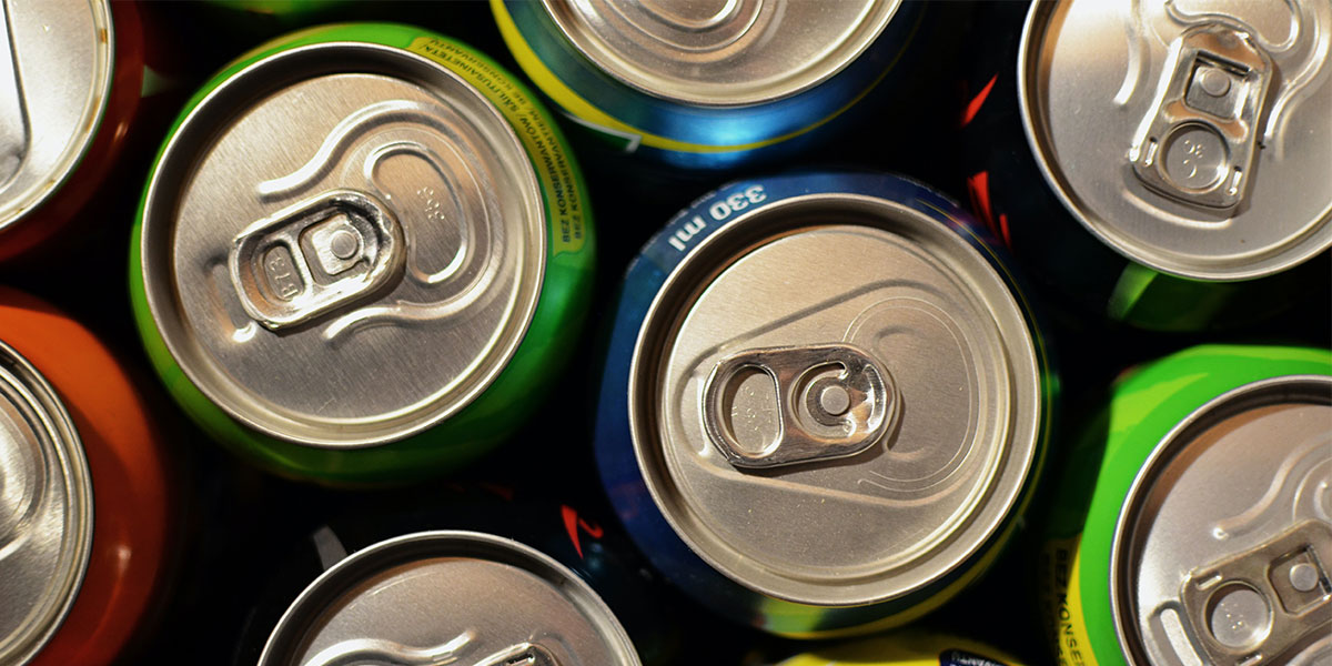 Taxed beverages in Seattle include soda, sports and energy drinks, teas and coffees, juices, and powdered drink mixes